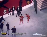 M.A.S.K. cartoon - Screenshot - Riddle Of The Raven Master 025