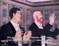 M.A.S.K. cartoon - Screenshot - Riddle Of The Raven Master 013