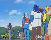 M.A.S.K. cartoon - Screenshot - Video VENOM 643