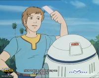 M.A.S.K. cartoon - Screenshot - The Spectre Of Captain Kidd 404