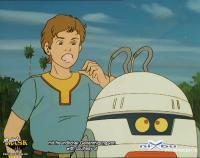 M.A.S.K. cartoon - Screenshot - The Spectre Of Captain Kidd 410