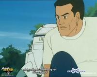 M.A.S.K. cartoon - Screenshot - The Spectre Of Captain Kidd 335