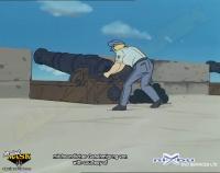 M.A.S.K. cartoon - Screenshot - The Spectre Of Captain Kidd 444