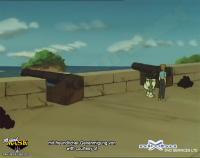 M.A.S.K. cartoon - Screenshot - The Spectre Of Captain Kidd 075
