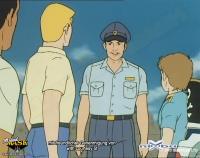 M.A.S.K. cartoon - Screenshot - The Spectre Of Captain Kidd 087