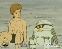 M.A.S.K. cartoon - Screenshot - The Spectre Of Captain Kidd 827
