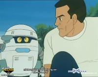 M.A.S.K. cartoon - Screenshot - The Spectre Of Captain Kidd 334