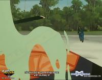 M.A.S.K. cartoon - Screenshot - The Spectre Of Captain Kidd 617