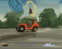 M.A.S.K. cartoon - Screenshot - The Spectre Of Captain Kidd 687