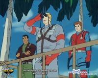 M.A.S.K. cartoon - Screenshot - The Spectre Of Captain Kidd 558