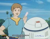 M.A.S.K. cartoon - Screenshot - The Spectre Of Captain Kidd 400