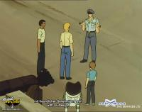M.A.S.K. cartoon - Screenshot - The Spectre Of Captain Kidd 084