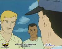 M.A.S.K. cartoon - Screenshot - The Spectre Of Captain Kidd 082