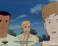 M.A.S.K. cartoon - Screenshot - The Spectre Of Captain Kidd 071