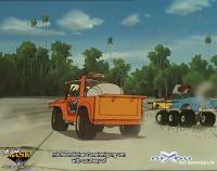 M.A.S.K. cartoon - Screenshot - The Spectre Of Captain Kidd 763