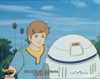 M.A.S.K. cartoon - Screenshot - The Spectre Of Captain Kidd 399
