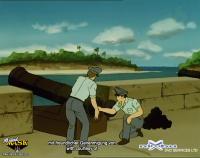 M.A.S.K. cartoon - Screenshot - The Spectre Of Captain Kidd 074