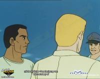 M.A.S.K. cartoon - Screenshot - The Spectre Of Captain Kidd 081