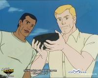 M.A.S.K. cartoon - Screenshot - The Spectre Of Captain Kidd 366