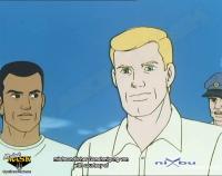 M.A.S.K. cartoon - Screenshot - The Spectre Of Captain Kidd 079