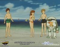 M.A.S.K. cartoon - Screenshot - The Spectre Of Captain Kidd 832