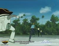 M.A.S.K. cartoon - Screenshot - The Spectre Of Captain Kidd 046