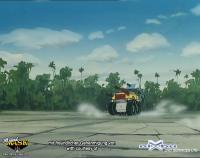 M.A.S.K. cartoon - Screenshot - The Spectre Of Captain Kidd 725
