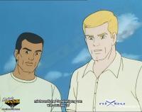 M.A.S.K. cartoon - Screenshot - The Spectre Of Captain Kidd 099