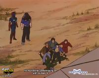 M.A.S.K. cartoon - Screenshot - Video VENOM 253