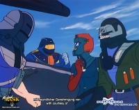 M.A.S.K. cartoon - Screenshot - Video VENOM 714