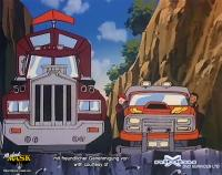 M.A.S.K. cartoon - Screenshot - Video VENOM 541