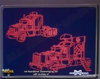 M.A.S.K. cartoon - Screenshot - Video VENOM 183
