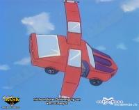 M.A.S.K. cartoon - Screenshot - Video VENOM 420