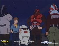 M.A.S.K. cartoon - Screenshot - The Secret Of The Stones 534