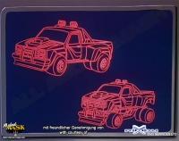 M.A.S.K. cartoon - Screenshot - Video VENOM 208