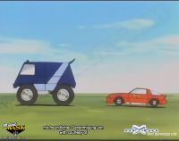 M.A.S.K. cartoon - Screenshot -  The Lost Fleet 717