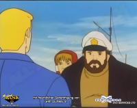 M.A.S.K. cartoon - Screenshot -  The Lost Fleet 075