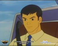 M.A.S.K. cartoon - Screenshot -  The Lost Fleet 159