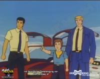 M.A.S.K. cartoon - Screenshot -  The Lost Fleet 111