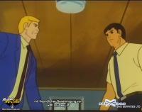 M.A.S.K. cartoon - Screenshot -  The Lost Fleet 065