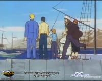 M.A.S.K. cartoon - Screenshot -  The Lost Fleet 073