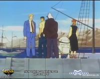 M.A.S.K. cartoon - Screenshot -  The Lost Fleet 074
