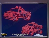M.A.S.K. cartoon - Screenshot - Video VENOM 202
