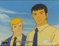 M.A.S.K. cartoon - Screenshot -  The Lost Fleet 079