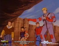 M.A.S.K. cartoon - Screenshot - Quest Of The Canyon 201