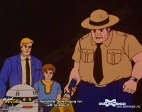 M.A.S.K. cartoon - Screenshot - Quest Of The Canyon 034
