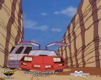 M.A.S.K. cartoon - Screenshot - Quest Of The Canyon 436