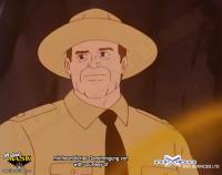 M.A.S.K. cartoon - Screenshot - Quest Of The Canyon 028
