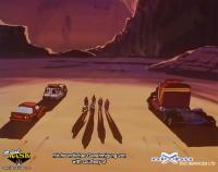 M.A.S.K. cartoon - Screenshot - Quest Of The Canyon 657