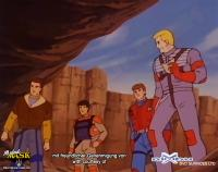 M.A.S.K. cartoon - Screenshot - Quest Of The Canyon 202